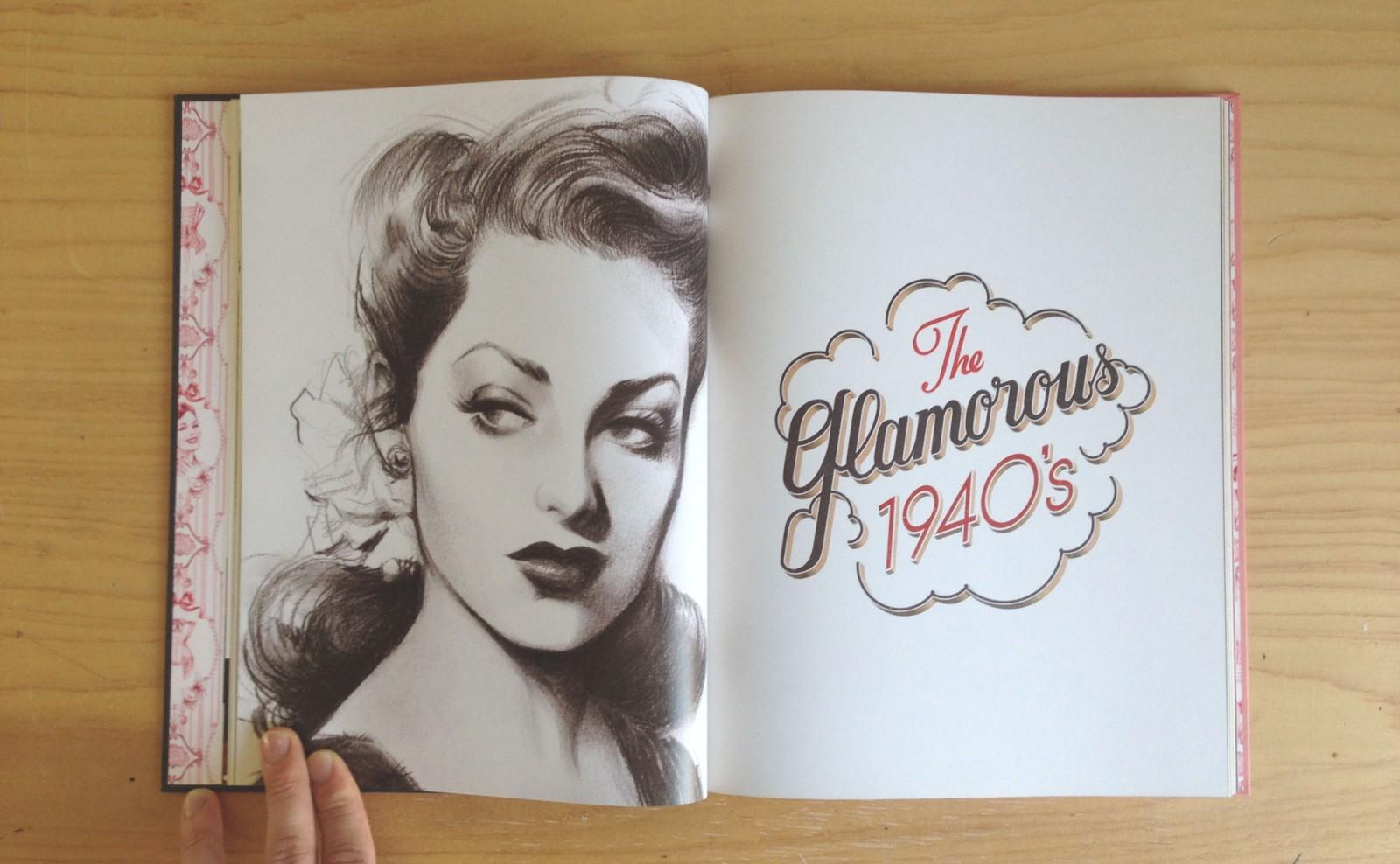 MALY-40s-TheGlamorous-book